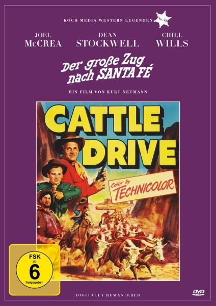 Der große Zug nach Santa Fé (Edition Western-Legenden #48) (DVD)