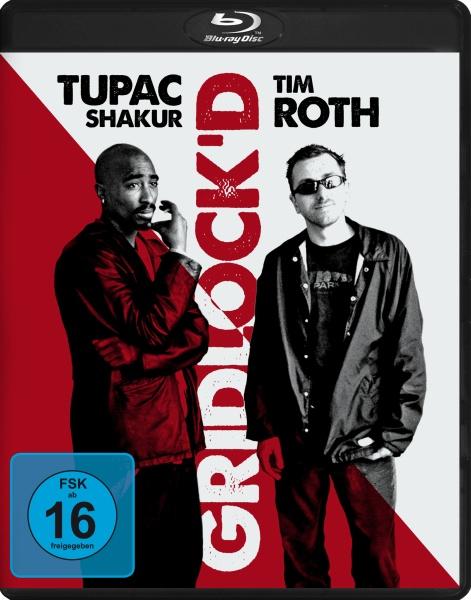 Gridlock'd - Voll drauf! (Blu-ray)