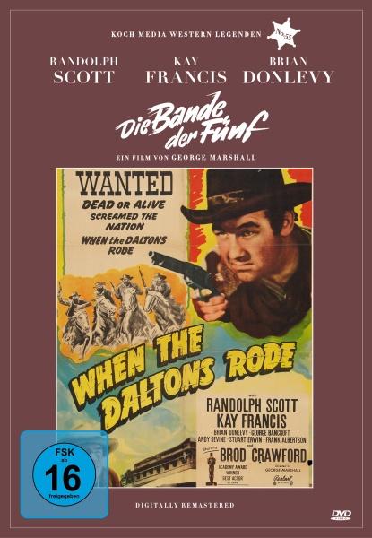 Die Bande der Fünf (Edition Western-Legenden #55) (DVD)