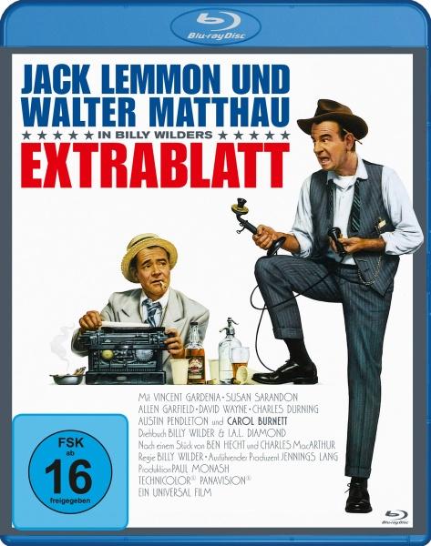 Extrablatt (Blu-ray)