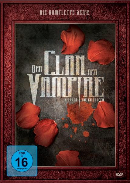 Der Clan der Vampire - Die komplette Serie (Special Edition) (3 DVDs)
