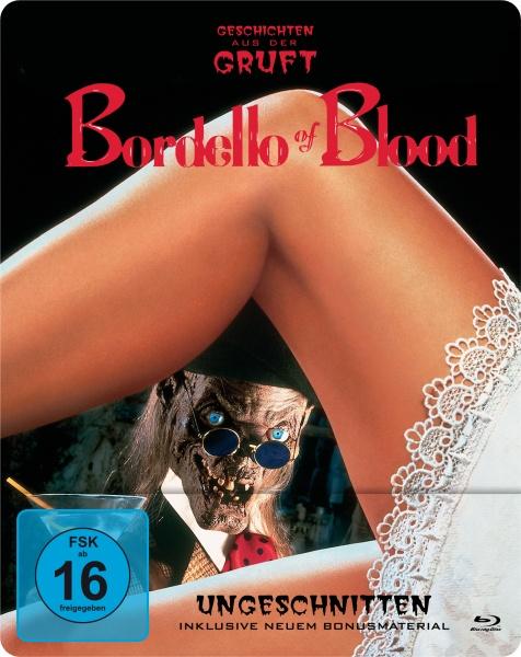 Bordello of Blood (Geschichten aus der Gruft präsentiert) (Steelbook) (Blu-ray)