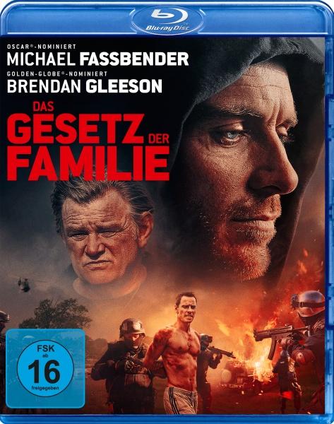Das Gesetz der Familie (Blu-ray)