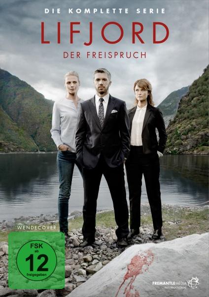 Lifjord - Der Freispruch - Staffel 1+2 (5 DVDs)