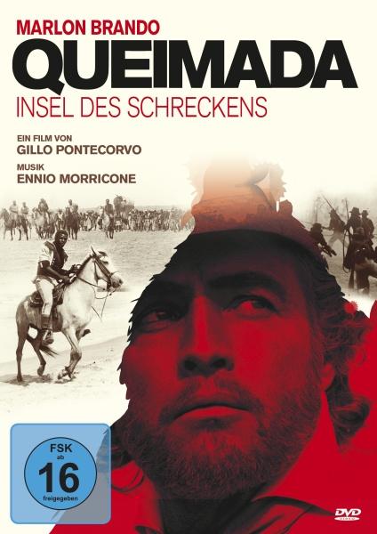 Queimada - Insel des Schreckens (DVD)