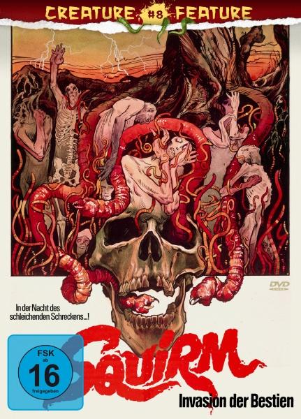 Squirm - Invasion der Bestien (Creature Features Collection #8) (DVD)