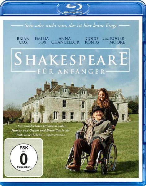 Shakespeare für Anfänger (Blu-ray)