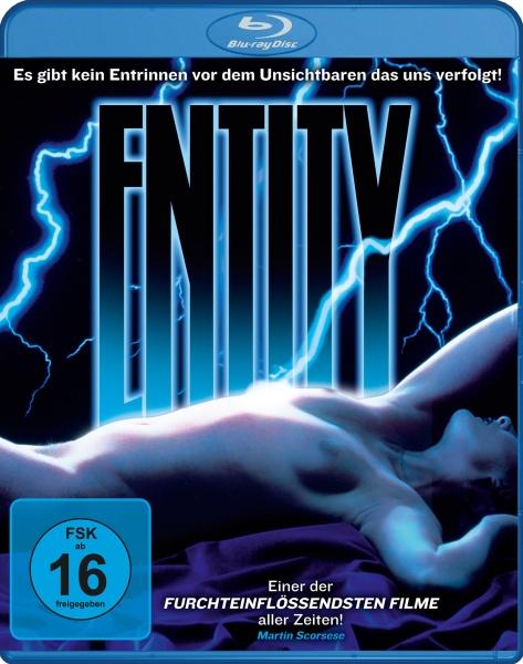 Entity - Es gibt kein Entrinnen vor dem Unsichtbaren, das uns verfolgt (Blu-ray)