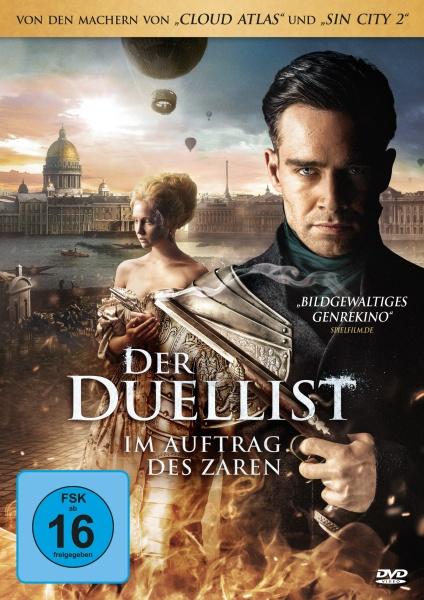 Der Duellist - Im Auftrag des Zaren (DVD)