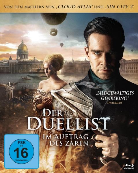 Der Duellist - Im Auftrag des Zaren (Blu-ray)