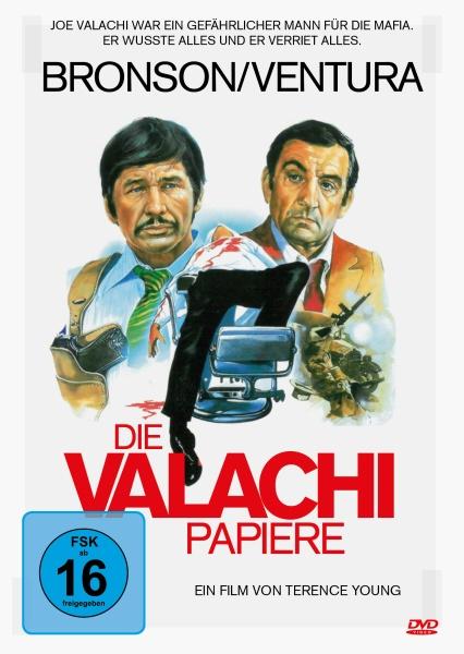 Die Valachi-Papiere (DVD)
