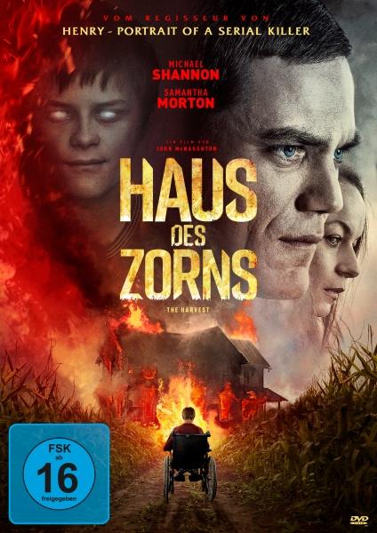 Haus des Zorns - The Harvest (DVD)