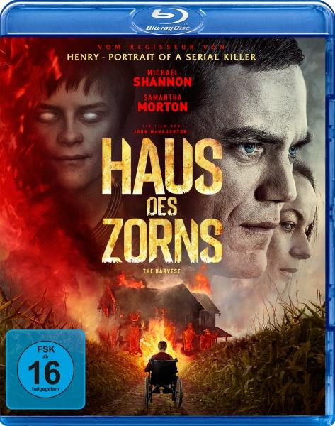 Haus des Zorns - The Harvest (Blu-ray)