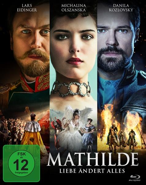 Mathilde - Liebe ändert alles (Blu-ray)