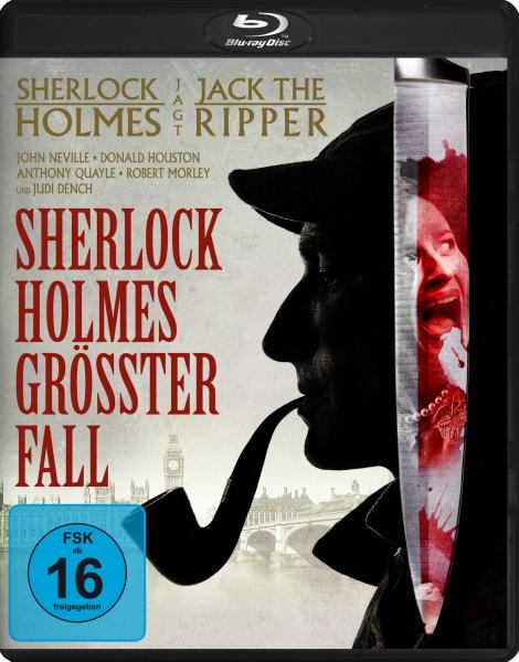 Sherlock Holmes' größter Fall (Blu-ray)