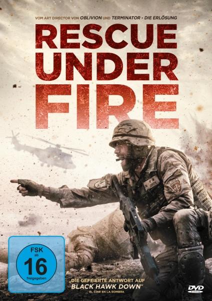 Rescue Under Fire (DVD)