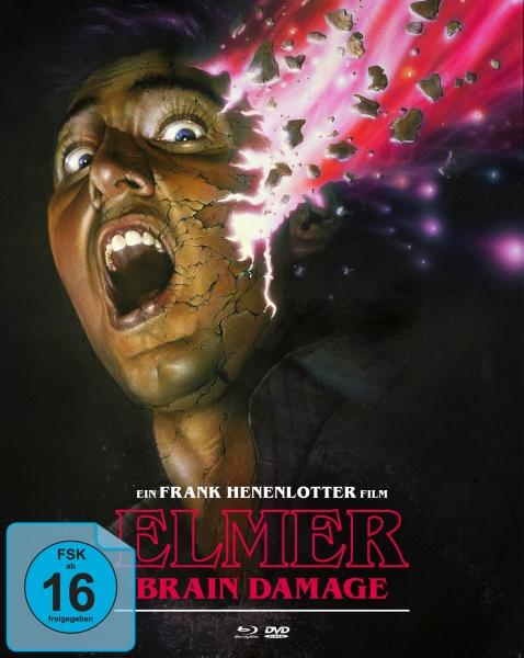 Elmer - Brain Damage (Mediabook, Blu-ray + 2 DVDs)