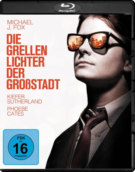 Die grellen Lichter der Großstadt (Blu-ray)