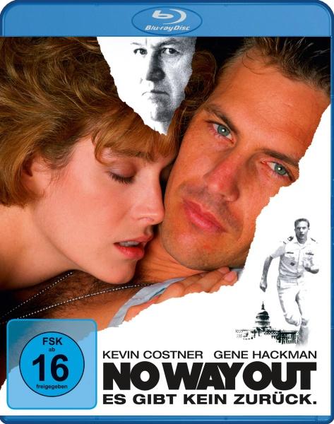 No Way Out - Es gibt kein Zurück (Blu-ray)