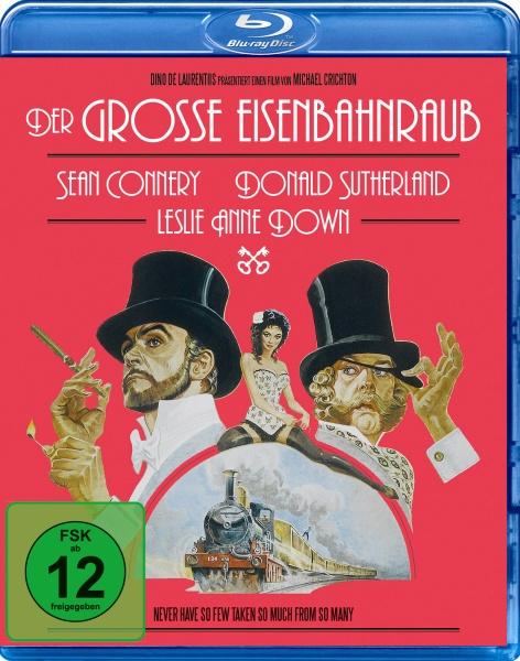 Der grosse Eisenbahnraub (Blu-ray)