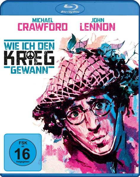 John Lennon: Wie ich den Krieg gewann (Blu-ray)