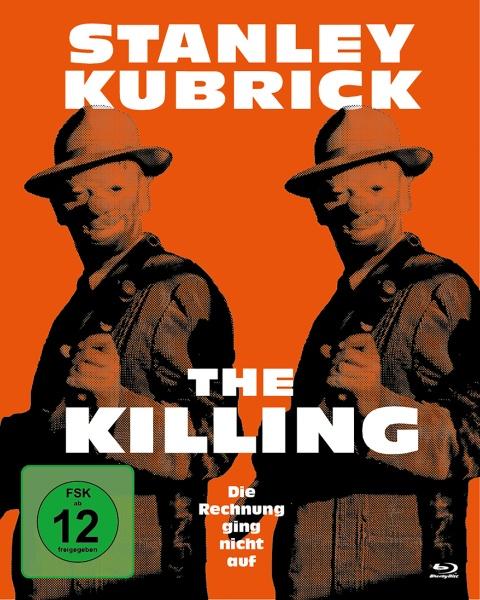 The Killing - Die Rechnung ging nicht auf (Stanley Kubrick) (Blu-ray)