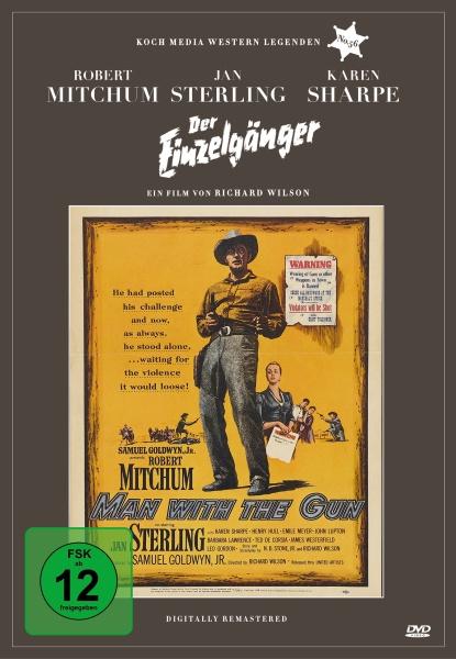 Der Einzelgänger (Edition Western-Legenden #56) (DVD)