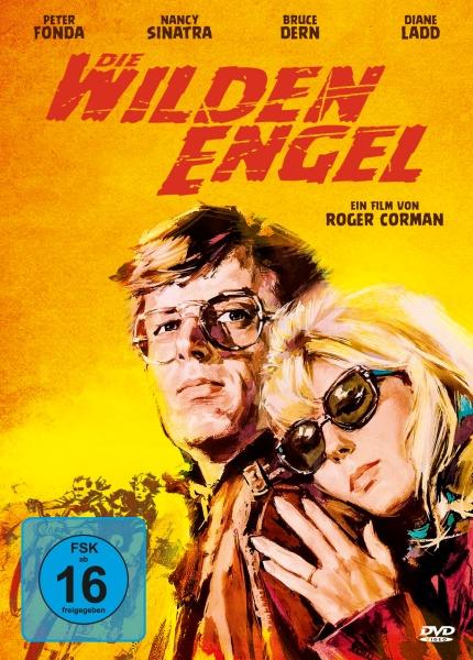Die wilden Engel (DVD)