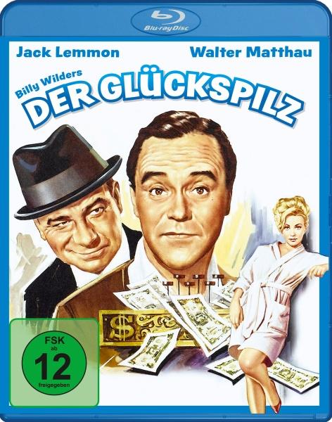 Der Glückspilz (Blu-ray)