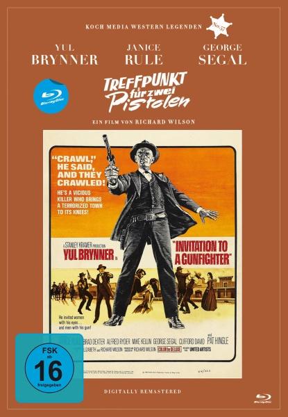 Treffpunkt für zwei Pistolen (Edition Western-Legenden #57) (Blu-ray)