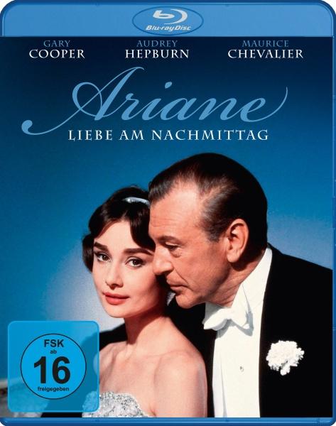 Ariane - Liebe am Nachmittag (Blu-ray)