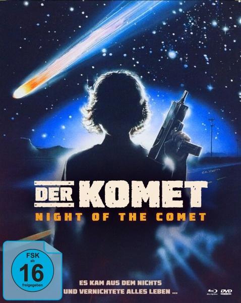 Der Komet (Mediabook B, Blu-ray + DVD)