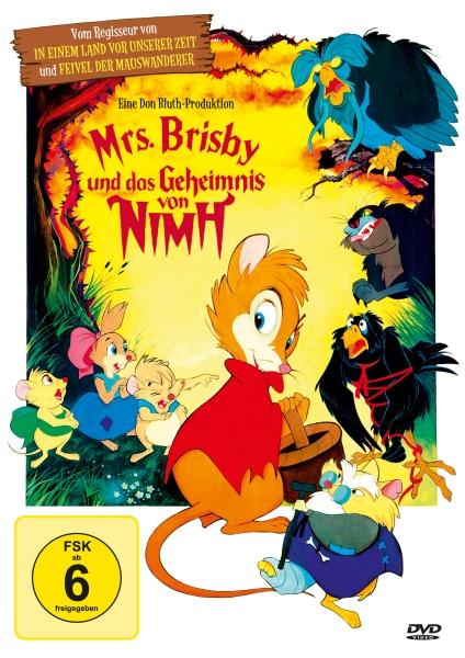 Mrs. Brisby und das Geheimnis von NIMH (DVD)