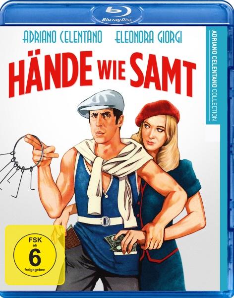 Hände wie Samt (Blu-ray)