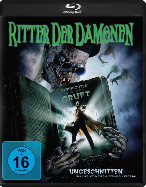 Ritter der Dämonen (Geschichten aus der Gruft präsentiert) (Blu-ray)