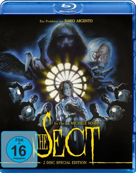 Dario Argento präsentiert The Sect (Blu-ray+DVD)