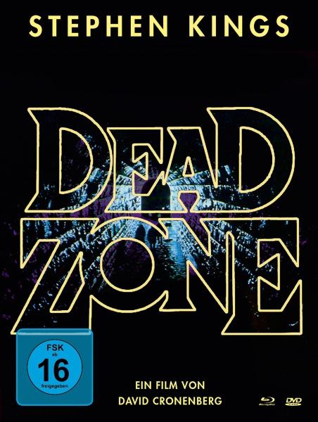 Stephen Kings The Dead Zone (Mediabook, 1 Blu-ray + 2 DVDs)