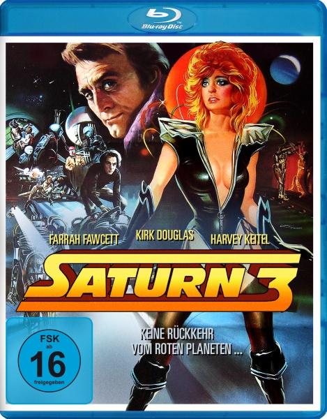 Saturn 3 (Blu-ray)