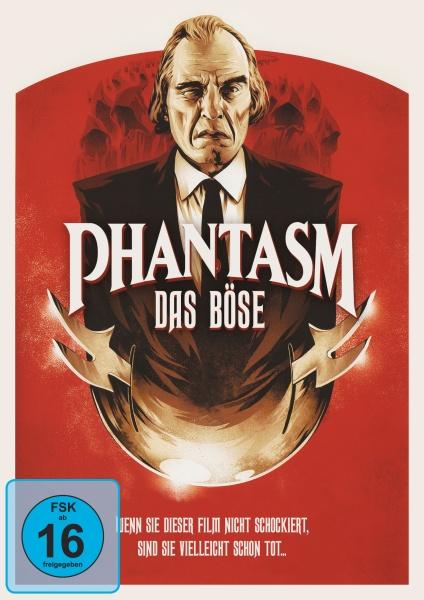 Phantasm - Das Böse (DVD)