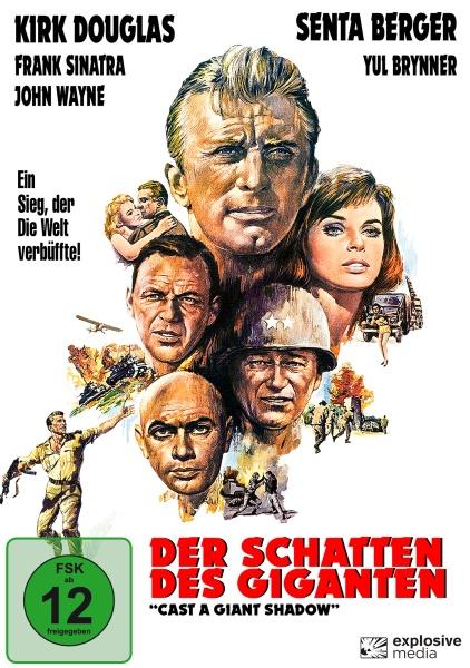 Der Schatten des Giganten (DVD)