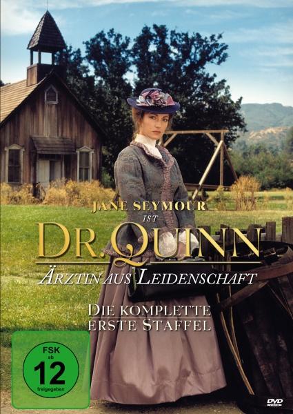 Dr Quinn - Ärztin aus Leidenschaft Staffel 1 (Amaray) (5 DVDs)