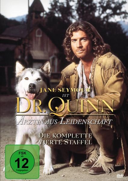Dr Quinn - Ärztin aus Leidenschaft Staffel 4 (Amaray) (7 DVDs)
