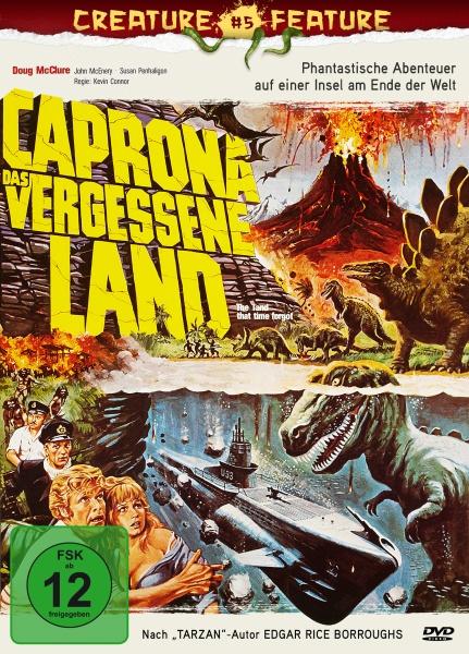 Caprona - Das vergessene Land (DVD)