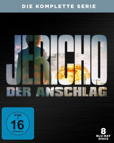 Jericho - Die komplette Serie (8 Blu-rays)