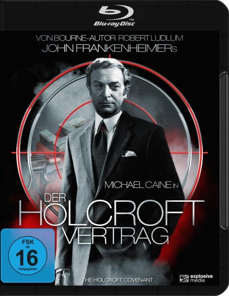 Der Holcroft-Vertrag (Blu-ray)