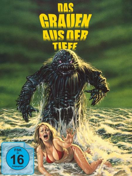 Das Grauen aus der Tiefe (Limited Edition) (1 Blu-ray + 2 DVDs)