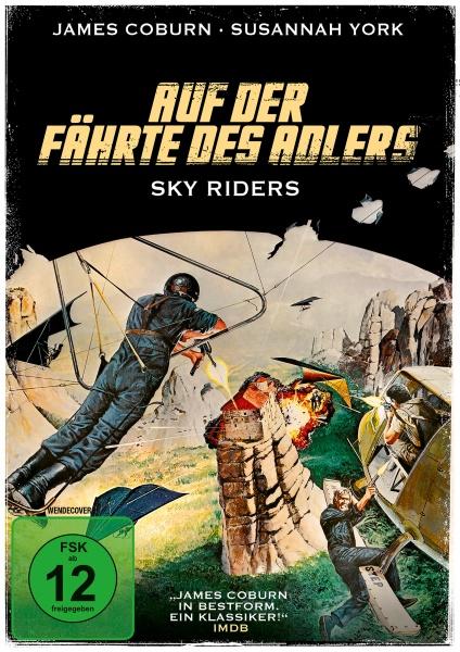 Auf der Fährte des Adlers - Sky Riders (DVD)