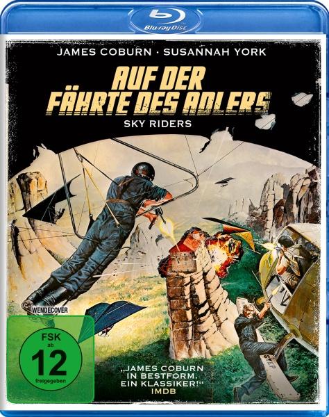 Auf der Fährte des Adlers - Sky Riders (Blu-ray)