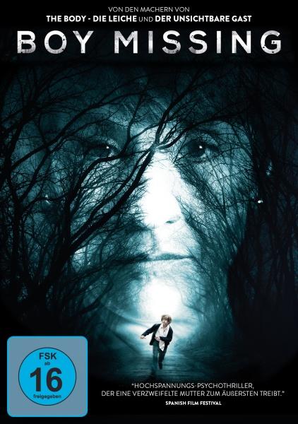 Boy Missing (DVD)