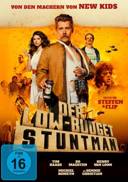 Der Low-Budget Stuntman (DVD)